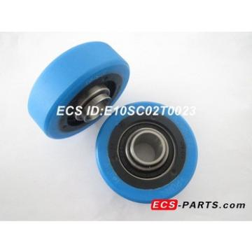 Escalator Step Chain Roller of GAA290CB2 76.2*22 6005-2RS Blue