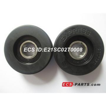 Escalator Step Chain Roller of 70*25-6204 DWG#R270050 BLACK