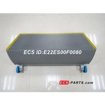 Replacement escalator step for 800MM Step Complete-Aluminum