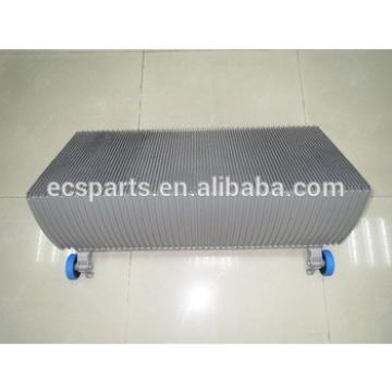Escalator Steps Aluminum 800mm w/o demarcation