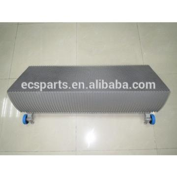 Escalator Steps Aluminum 800mm w/o demarcation