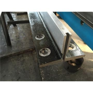 T127B machined guide rail /main guide rail