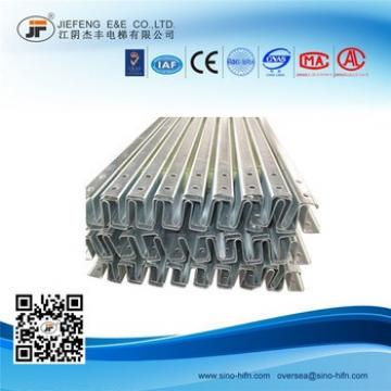 TK3 TK3A TK5 TK5A Elevator Hollow Guide Rail, Aluminum Guide Rail