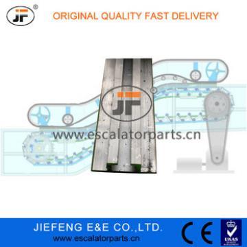JFHyundai Aluminum Escalator Handrail Guide Rail