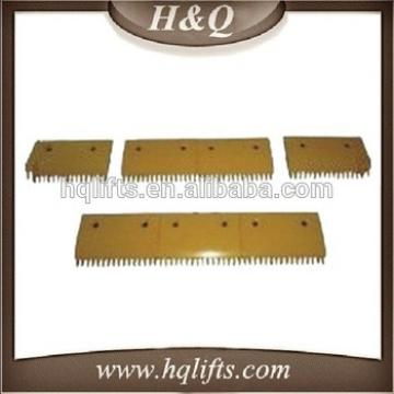 Escalator Comb Plate Escalator Comb Floor Plate Escalator Comb Plate Middle