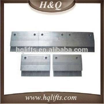 Escalator comb plate Escalator spare parts