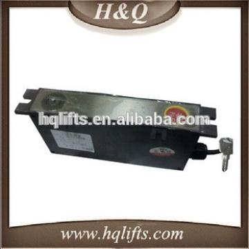 Escalator Spare Parts KZ10-1100D3 Escalator Key Switch