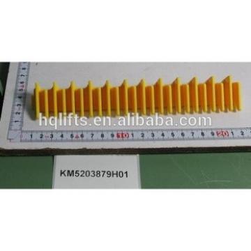 KM5203879H01 KM5203882H01 KM5203881H01 for Escalator Step Demarcation Regula For KONE Escalator