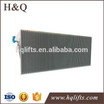 Stainless Steel Escalator Step SCS468546 Aluminum Escalator Step