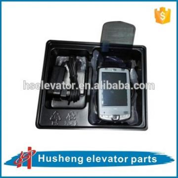 thyssenkrupp elevator test tool PDA, IPAQ thyssen elevator tool