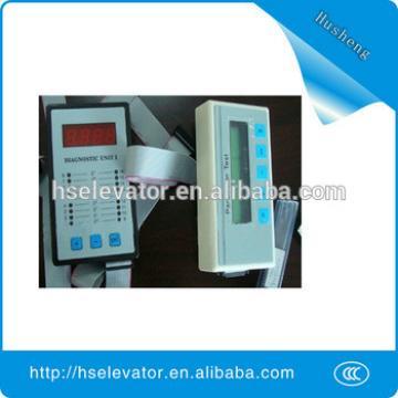 elevator diagnostic tool, elevator tool, elevator test tool