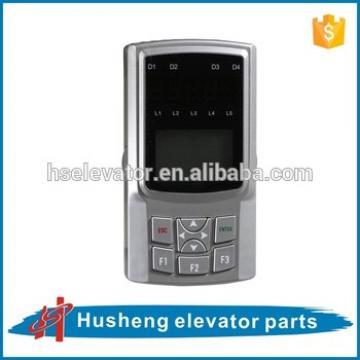 STEP elevator service test tool