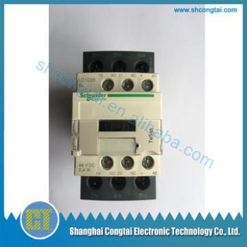 AC Contactor LC1D25EL dc48v