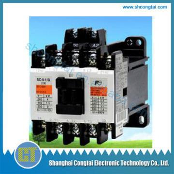 FUJI Elevator contactor SC-5-1/G DC48v