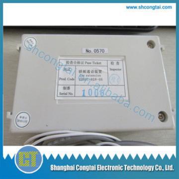 Interphone ZDH01-028-GG Elevator Intercom System