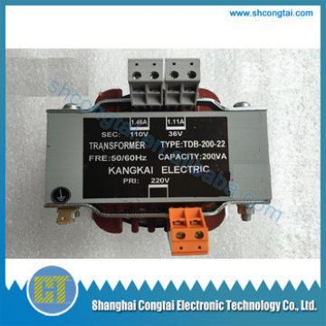 Elevator Transformer TDB-200-22