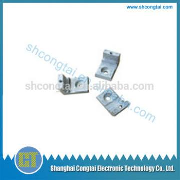 STL437490 elevator rail bracket /elevator guide rail sliding bracket/ rail bracket
