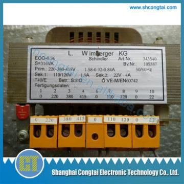 343540 Elevator Transformer NAA299154