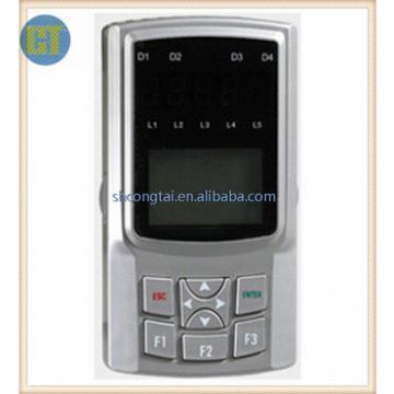 elevator parts handheld operator in elevator control cabin
