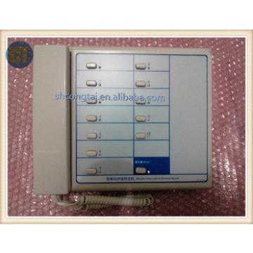 Elevator Intercom System Interphone Host TK-T12(1-1)12A in Duty/Monitoring Room