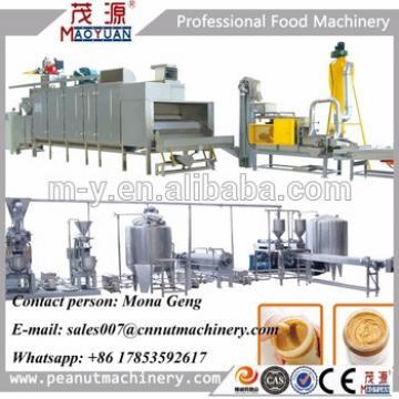 Ce Approved Peanut Butter Making Machine/tahini Making Machine/tahini Production Line