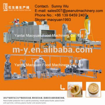 peanut butter production equipment with CE