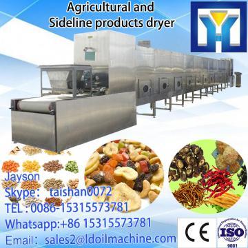 spaghetti microwave drying&sterilization machine