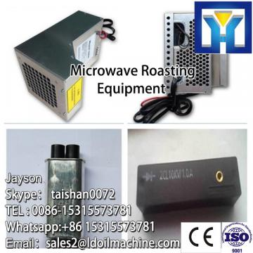 microwave conveyor oven for drying and sterilizing for turmeric powder