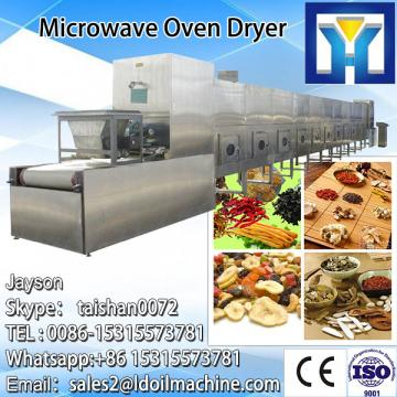 High quality microwave tomato paste sterilizer machine with CE