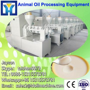 automatic sunflower oil press