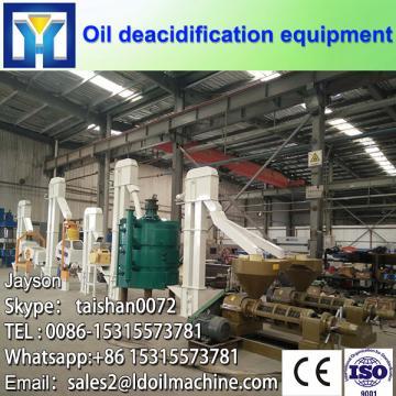 Castor seeds oil extraction machine