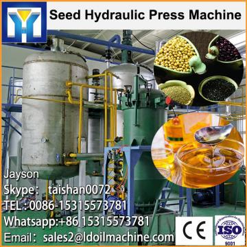 Hot sale crude niger seed oil refining plant made in China
