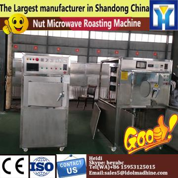 conveyor belt type microwave nut food roaster/nut roasting machine