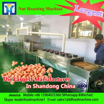 Industrial ready to eat food microwave heating/microwave sterilizing machine for boxed meal