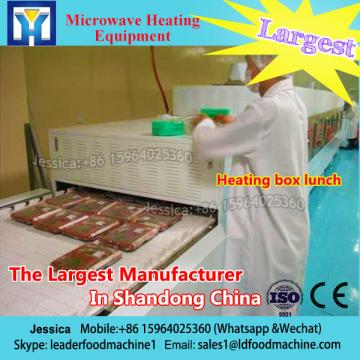 Tunnel microwave almond roasting equipment for sale