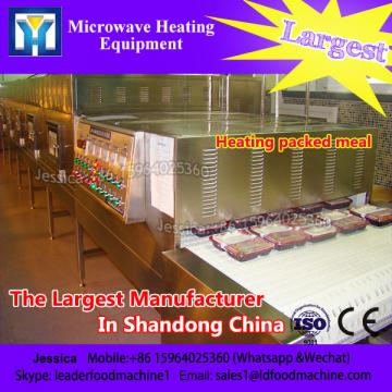 Microwave herb drying and sterilizing machine herb dryer herb dehydrator