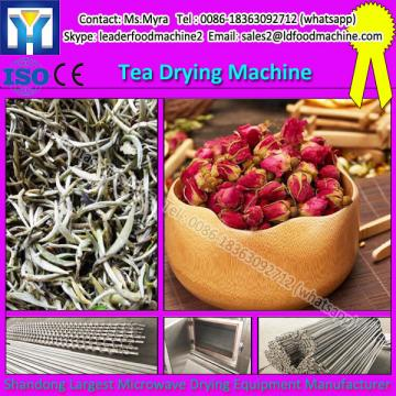 Less Operating Cost Tea Leaves Drying Machine