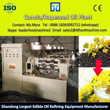 Corn Germ Oil Refining Machinery