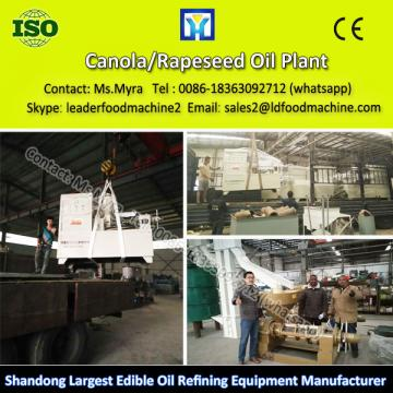 Peanut oil refining machine from China biggest base
