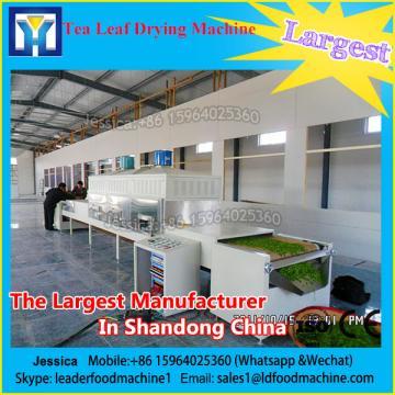 Industrial microwave lemongrass dehydration equipment/microwave drying machine for lemongrass