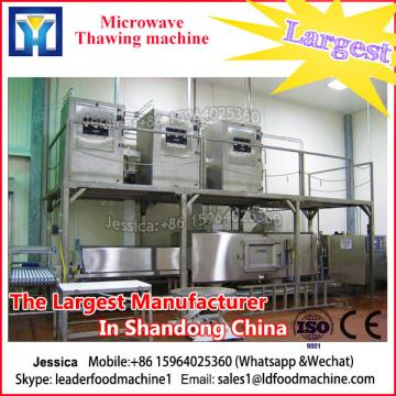 microwave drying sterilization machine dryer