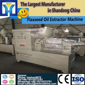 Industrial ginger processing microwave drying machine