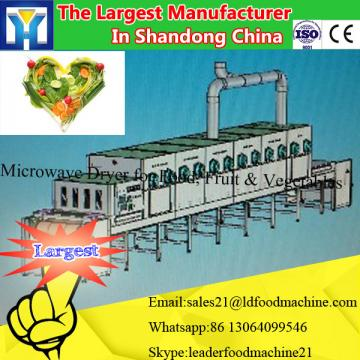 Industrial microwave moringa leaves/ rose flower drying equipment/dryer machine
