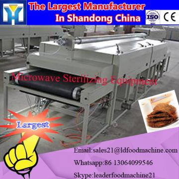 Full automatic microwave drying and sterilizing equipment