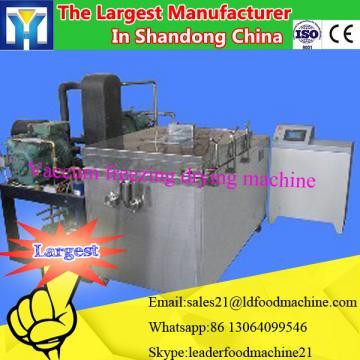 60KW microwave peanuts sterilize machine