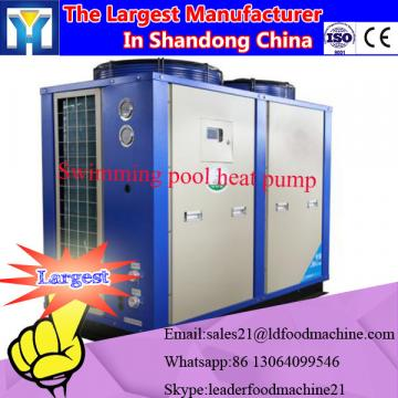 Batch type microwave vacuum drying machine