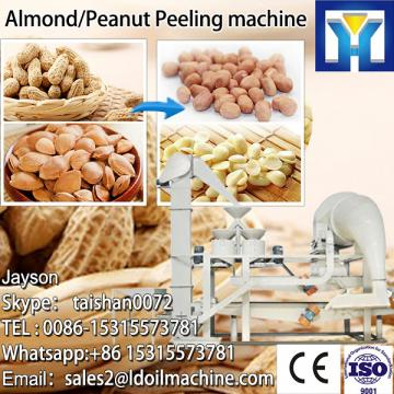 kernel strip cutting machine/peanut stripper/almond stripping machine