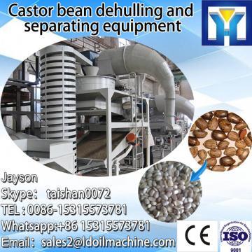 Small size high effiency chinese chestnut husking machine