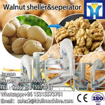 Advanced almond dehulling machine