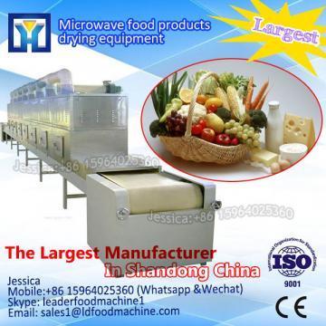 Microwave packed fish snack sterilizing machine 86-15964025360